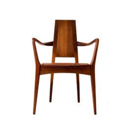 Design Stuhl Holz, Design Stuhl Massivholz, Design Stuhl Nussbaum, stuhl skandinavisch