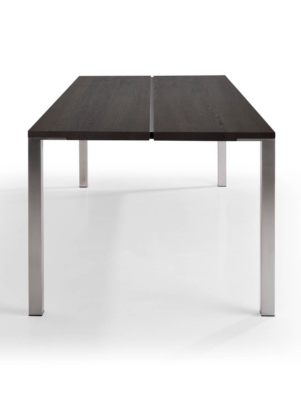 Tisch Cuda in Eiche schwarz geräuchert