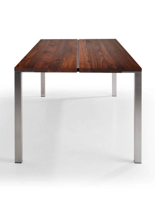 Tisch Cuda in Nussbaum Ast