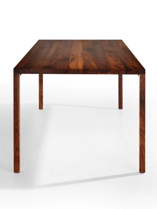 Tisch Layla in Nussbaum Ast