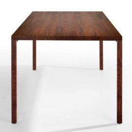 Tisch Layla in Nussbaum Premium