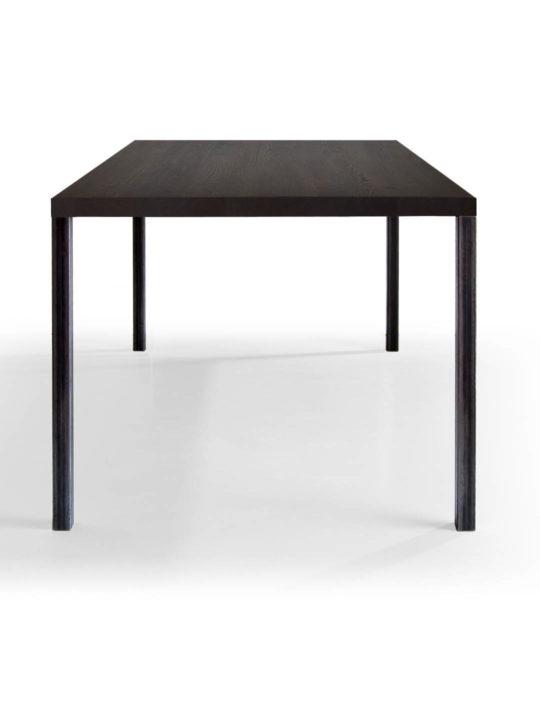 Tisch Lola in Eiche schwarz geräuchert