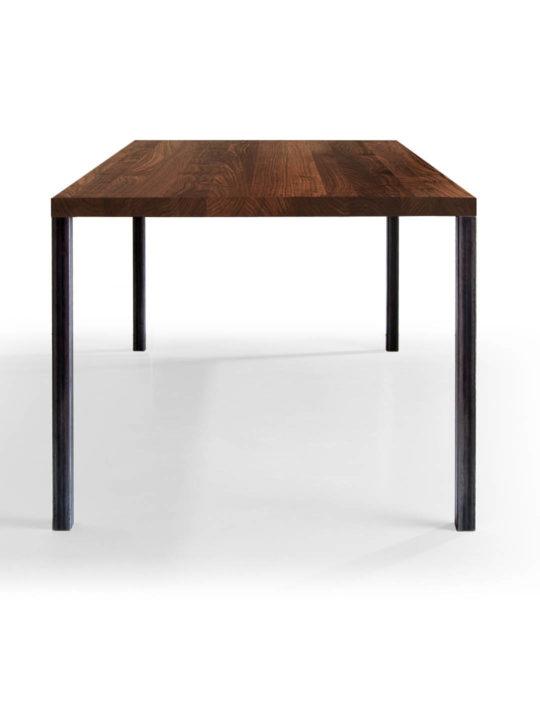 Tisch Lola in Nussbaum premium