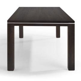 Tisch Range in Eiche geräuchert
