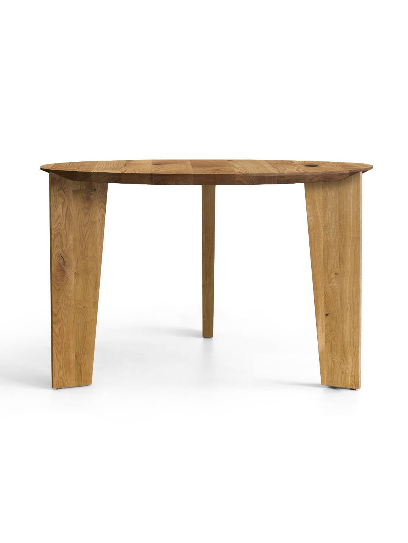 Designer Esstisch Rund designer esstisch rund massivholztisch rund nach maß bronco mbzwo