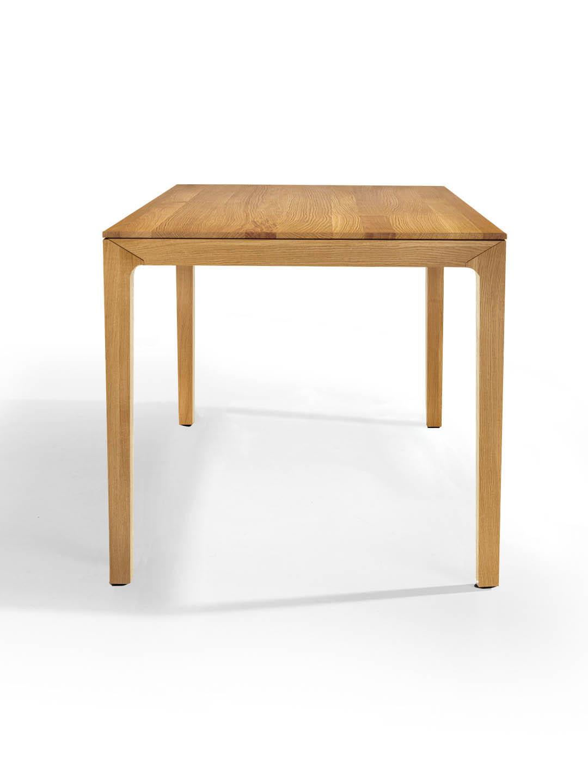 Holztisch filigran nach Maß. nblogg, tisch, tische nach mass, esstisch, massivholztisch, skandinavisch, mbzwo, mb zwo
