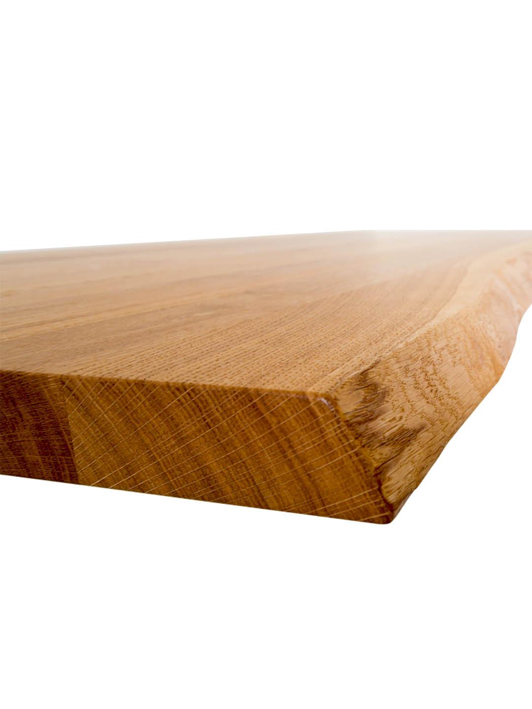 tischplatte eiche baumkante konfigurieren sie ihre tischplatte nach ma. Black Bedroom Furniture Sets. Home Design Ideas