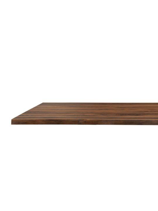 Nussbaum Tischplatte mit leichter Baumkante von MBzwo