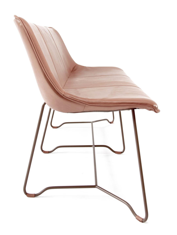Mbzwo Design Lederbank Like Design Sitzbank Aus Feinstem Leder