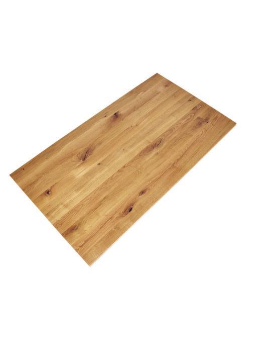 Asteiche Tischplatte nach Maß