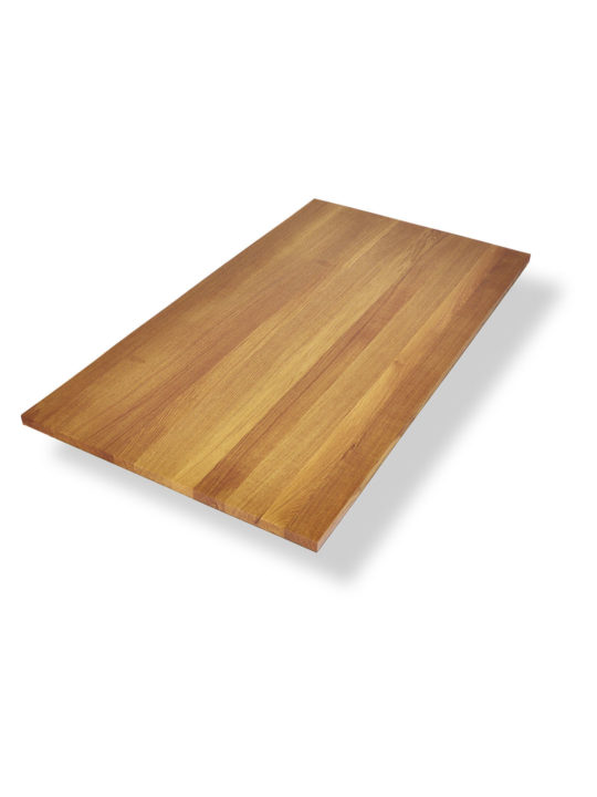 Tischplatte Eiche Premium ohne Astanteil
