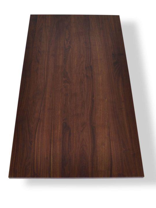 Tischplatte in Nussbaum Premium Qualität