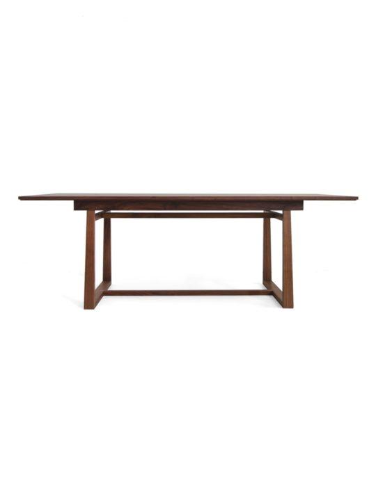 Design tische holz betontisch esstisch modern massiv holz for Designer tische holz