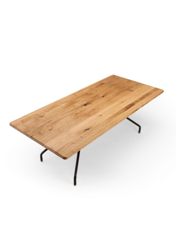 designer esstisch massivholz design tisch cone by mbzwo. Black Bedroom Furniture Sets. Home Design Ideas