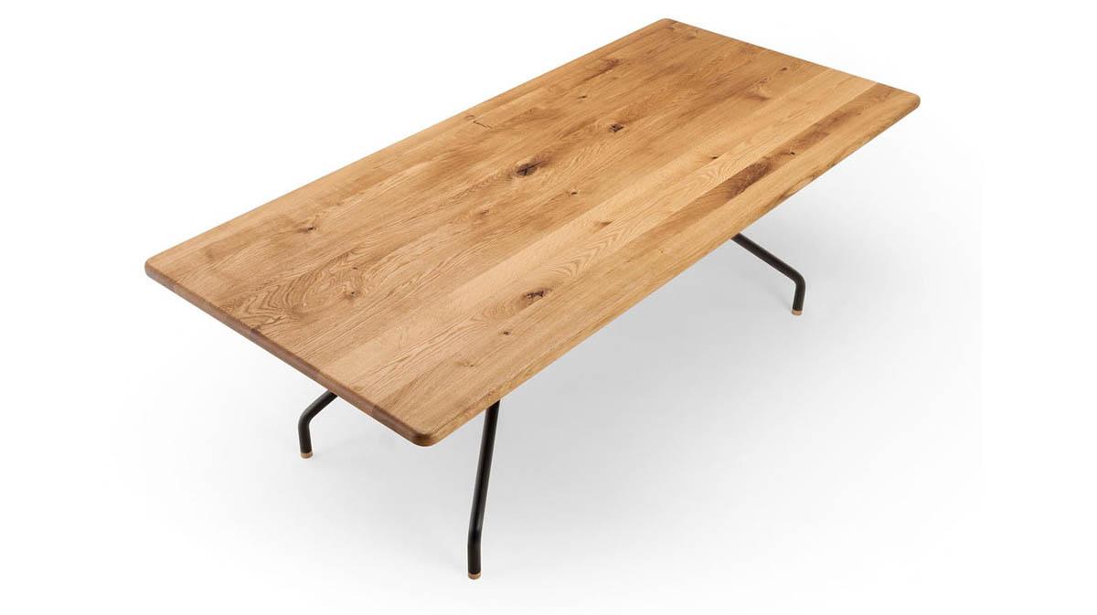 Designer esstisch massivholz design tisch cone by mbzwo for Design tisch massivholz
