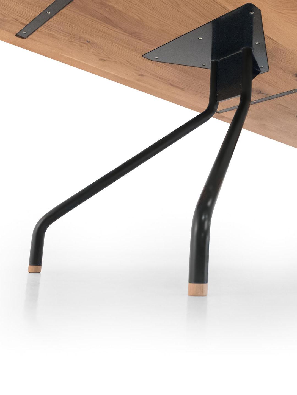 Designer esstisch massivholz design tisch cone by mbzwo for Designer esstisch holz
