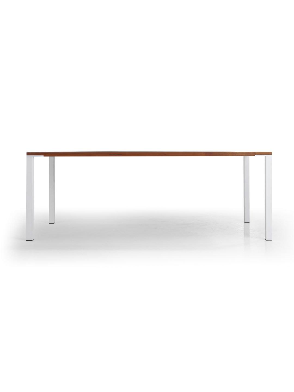 Esstisch minimalistisch   Minimalistischer Tisch Massivholz