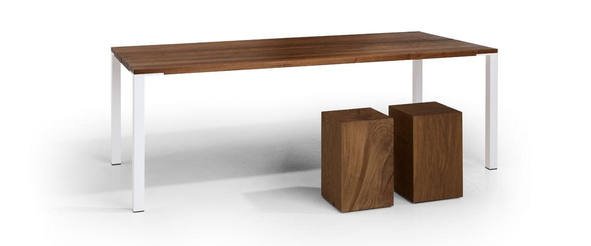 Cuda esstisch minimalistisch minimalistischer tisch for Esstisch 2 meter