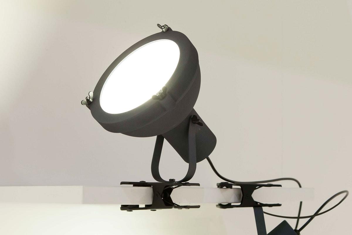 Nemo projecteur 165 clip, nemo projecteur, nemo, nemo clip, klemmleuchte, strahler, klemmlampe, mbzwo, designer lampen, designer leuchte, lampe, leuchte, industrie design, industrial design