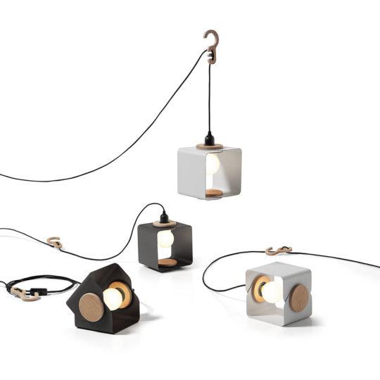 Lampania Designer Lampen von Tabanda hängend und stehend