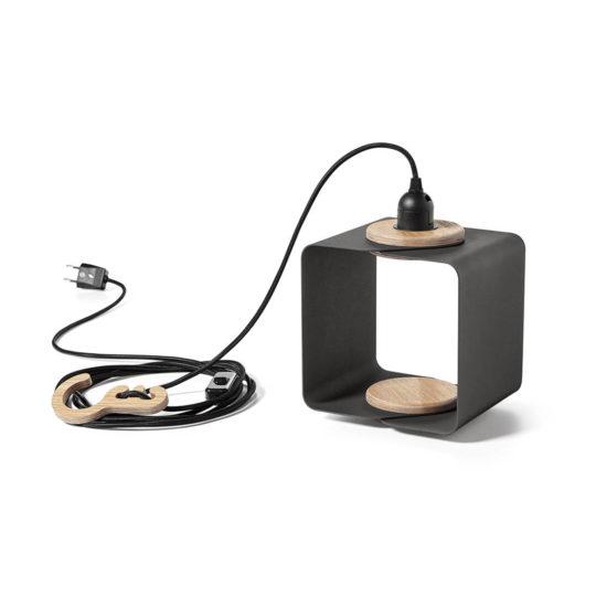 Tabanda Designer Lampa Lampania grau