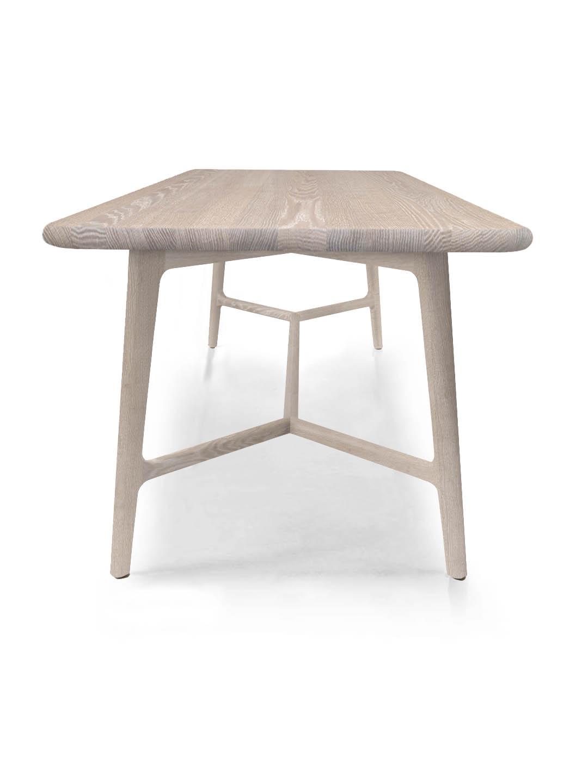 Tisch skandinavisch Like von MBzwo in Eiche weiß geölt