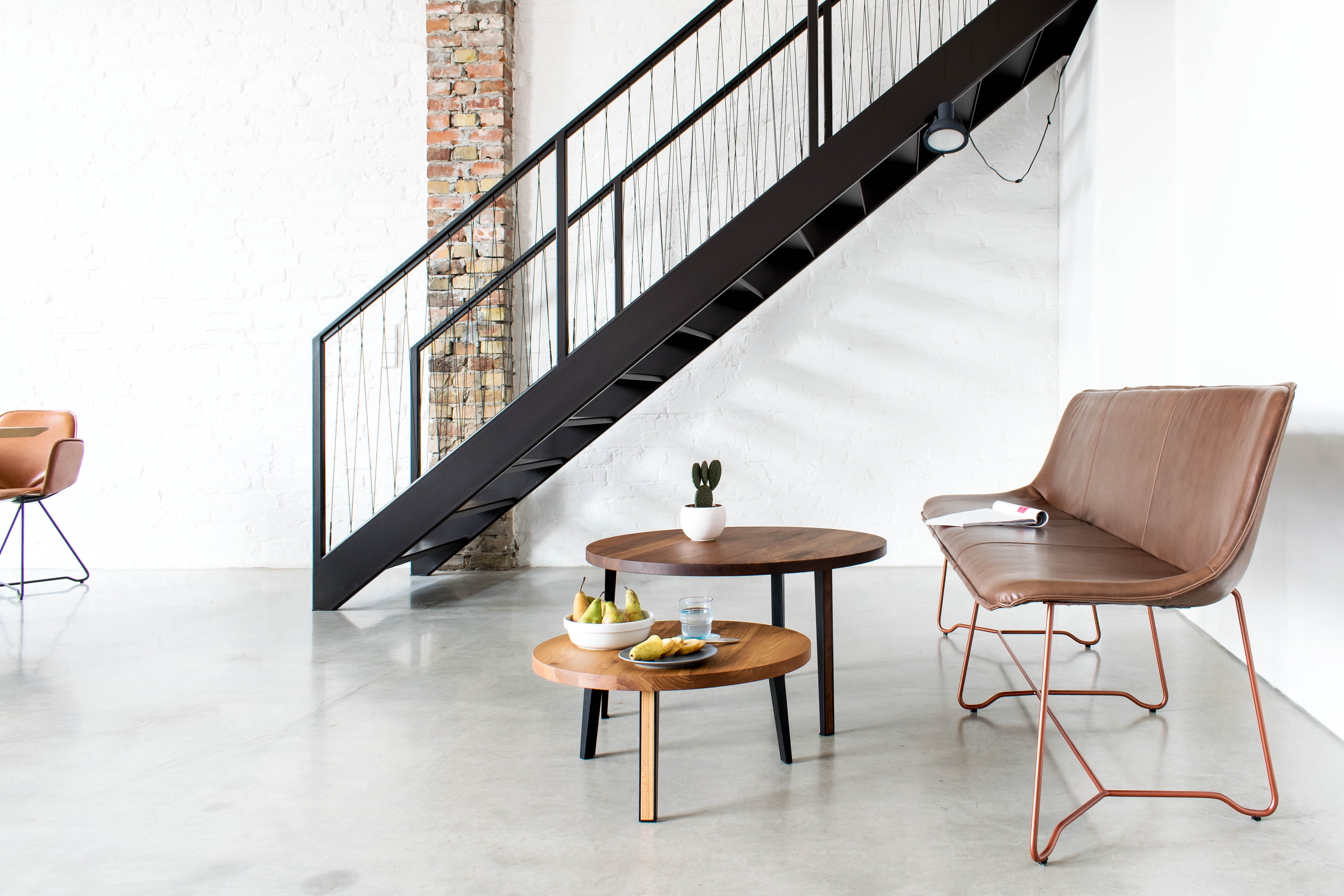 MBzwo Design Bank, Design Leder Bank, Lederbank online kaufen