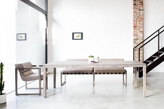 Tisch nach Maß N-Blogg von MBzwo