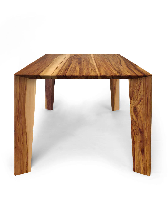 massivholz design tisch design holztisch nach ma. Black Bedroom Furniture Sets. Home Design Ideas