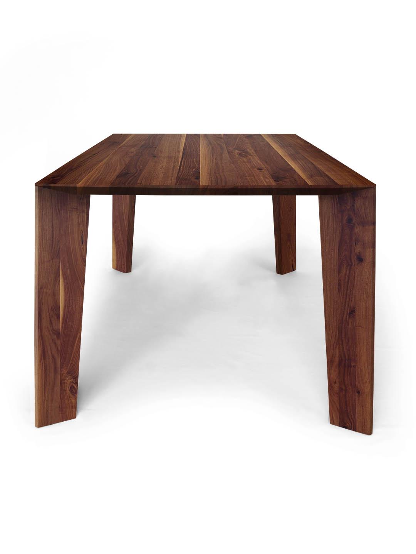 massivholz design tisch design holztisch nach ma bronco by mbzwo. Black Bedroom Furniture Sets. Home Design Ideas
