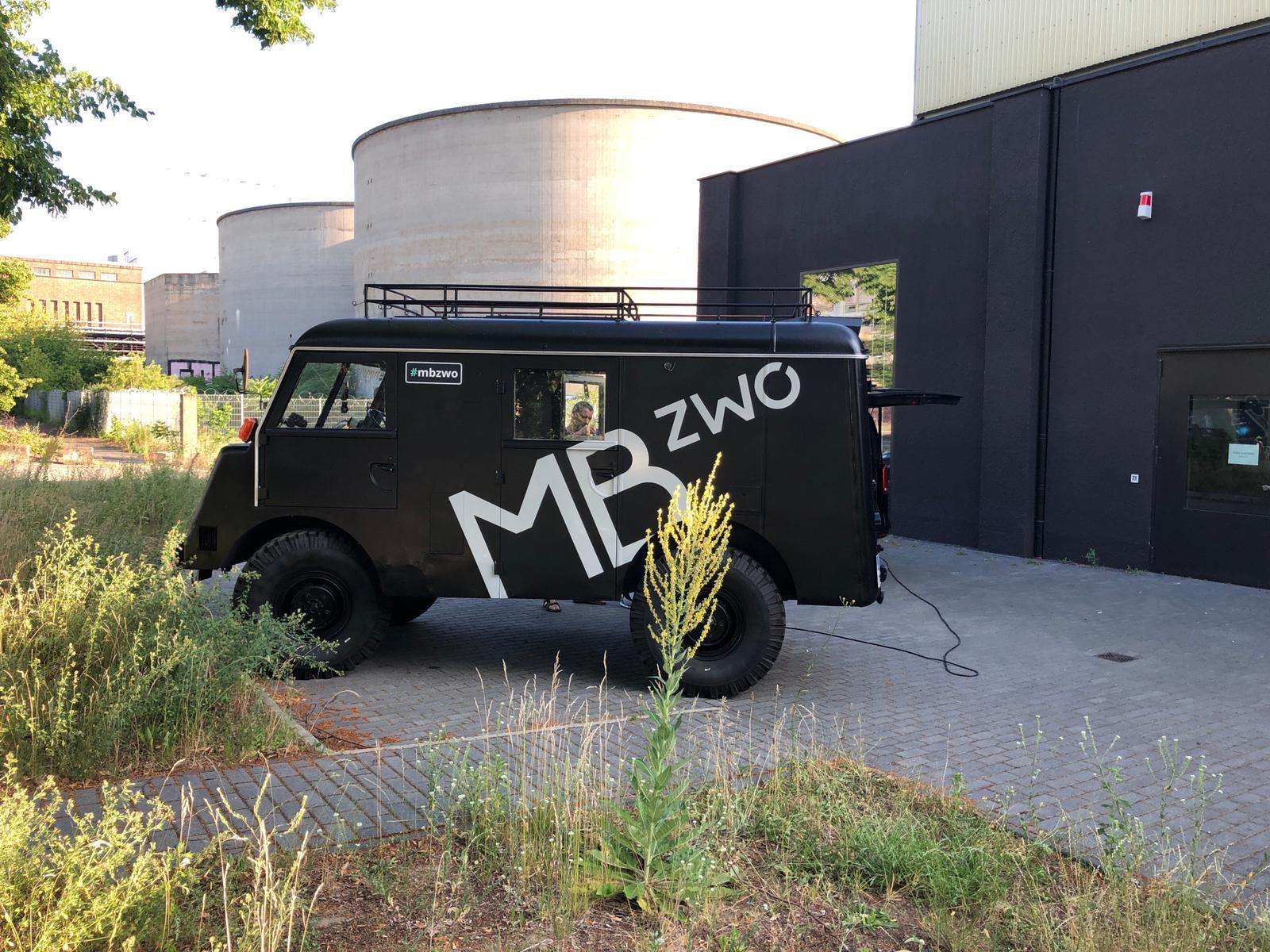 MBzwo Showroom Berlin