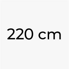 220 cm