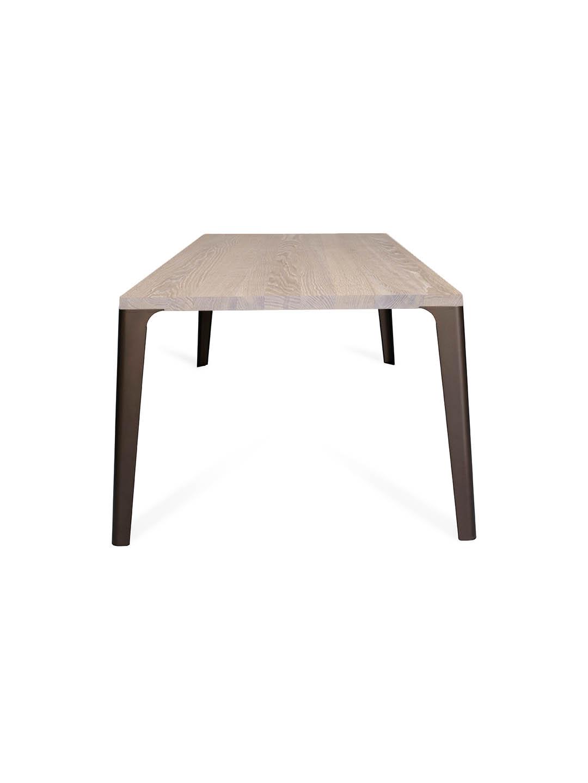 Tisch Elise in Eiche Premium weiß geölt