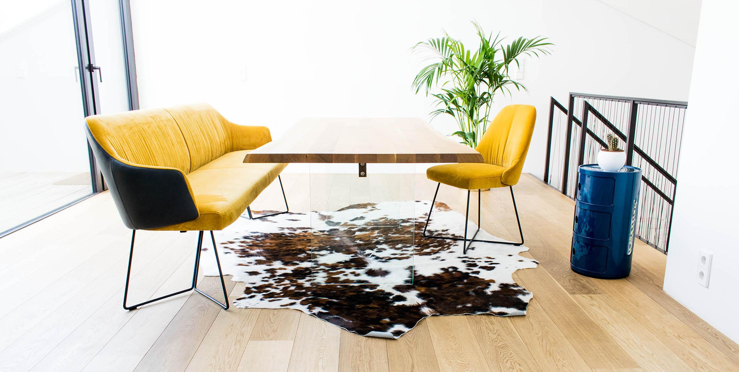 ipdesign Flow Dining Chair | Designer Stuhl mit ...