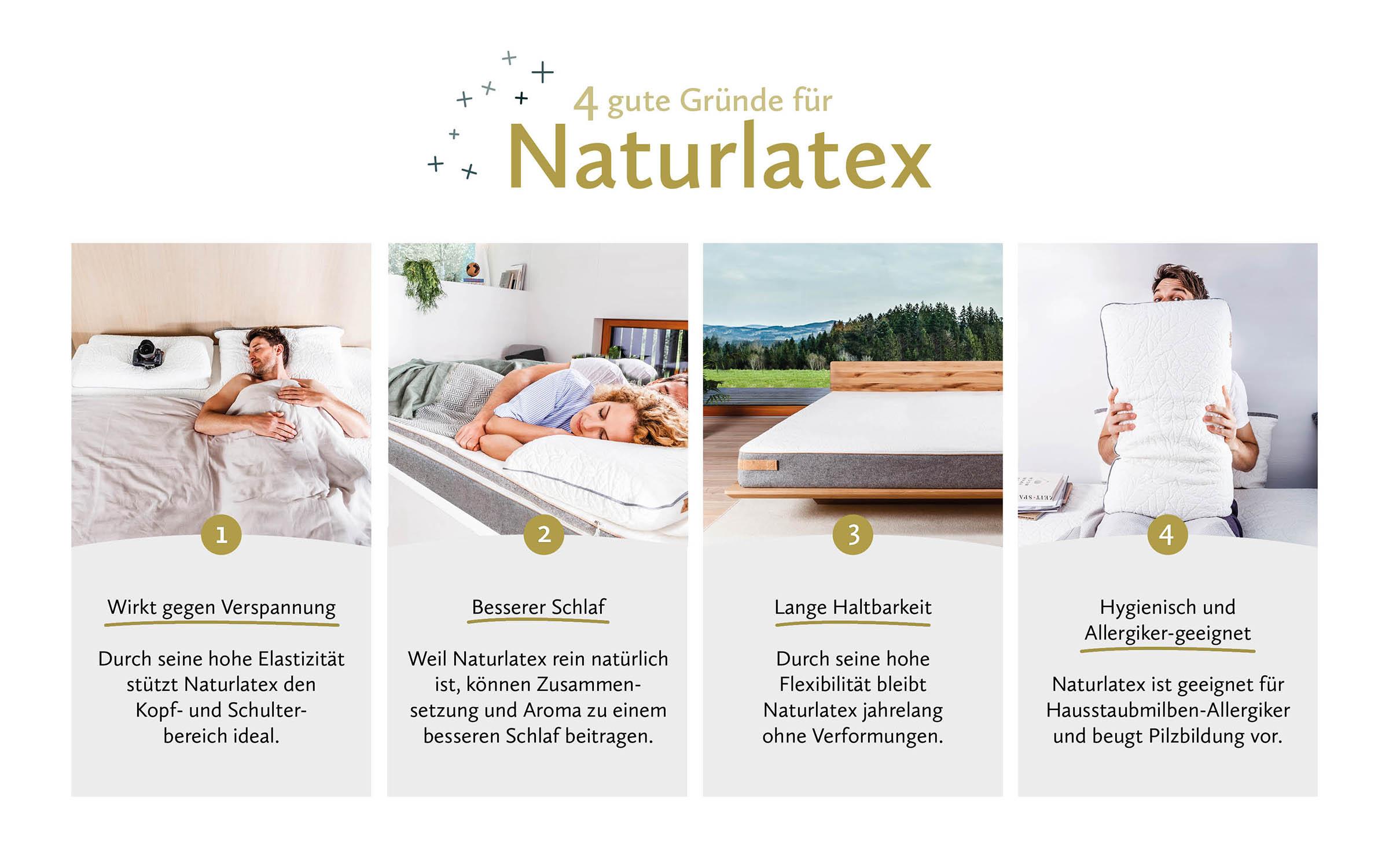 JONA SLEEP Naturlatex Matratze