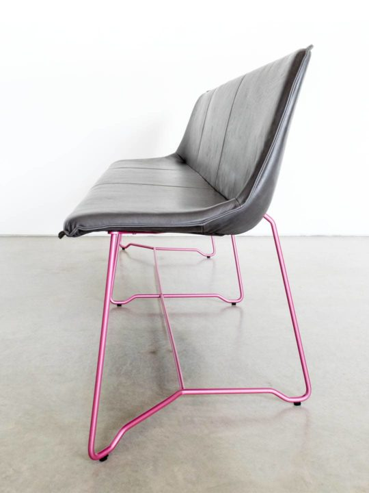 MBzwo Designer Bank Like, graue Design Sitzbank, Design Bank online kaufen