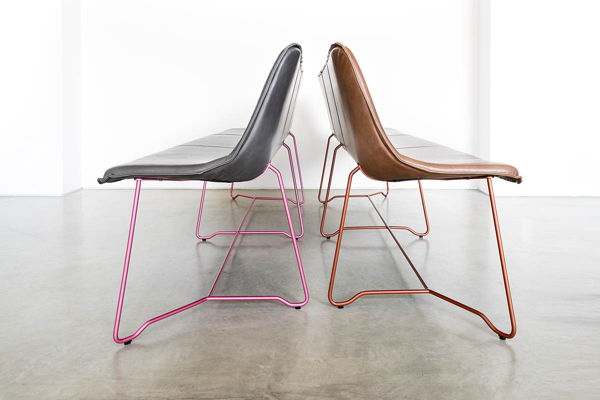 Designer Bänke der Like Kollektion, MBzwo Design Bank Like, Designer Bänke online kaufen