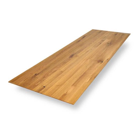 Tischplatten nach Maß Schweizer Kante in Asteiche von MBzwo