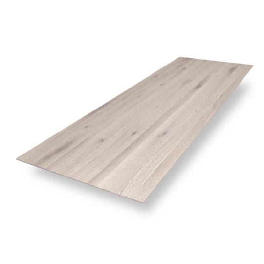Tischplatten nach Maß Schweizer Kante in Asteiche weiß geölt von MBzwo