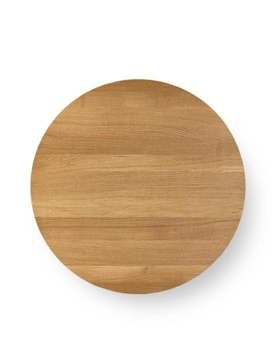 Runde Tischplatte nach Maß in Eiche Premium von MBzwo