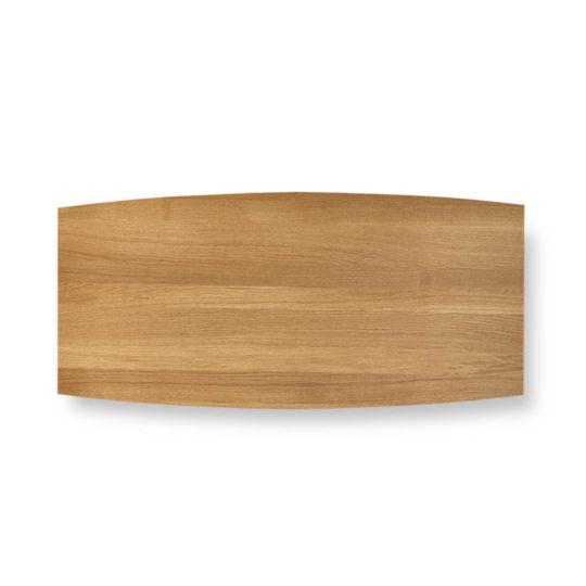 Tischplatte Bootsform Eiche Premium von MBzwo