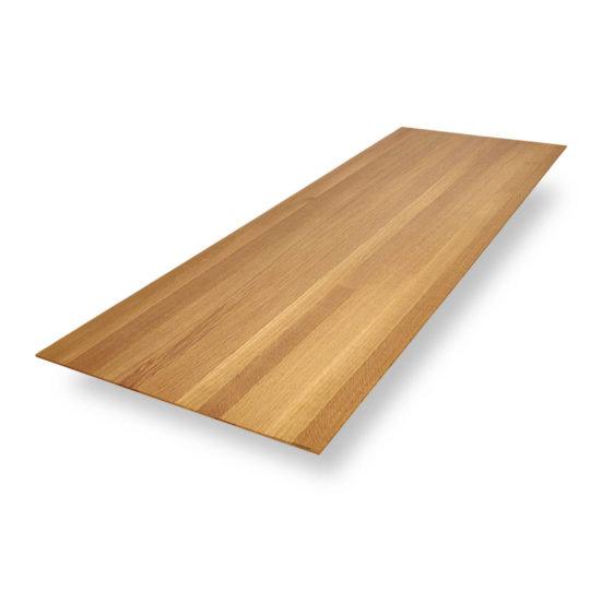 Tischplatten nach Maß Schweizer Kante in Eiche Premium von MBzwo