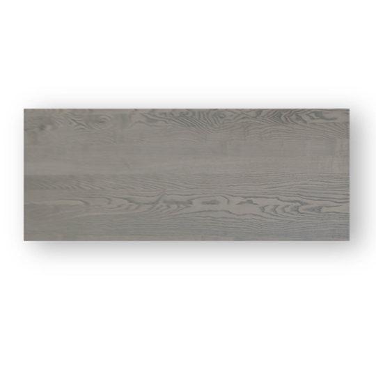 Tischplatten nach Maß Schweizer Kante in Esche grau geölt von MBzwo