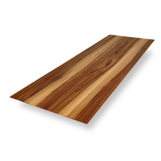 Tischplatten nach Maß Schweizer Kante in Nussbaum Satin von MBzwo