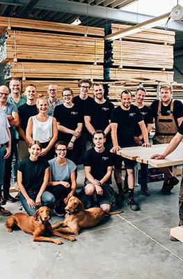 MBzwo Werkstatt Team