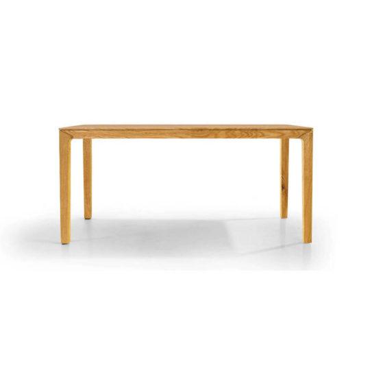 Holztisch filigran nach Maß NBLOGG in Asteiche