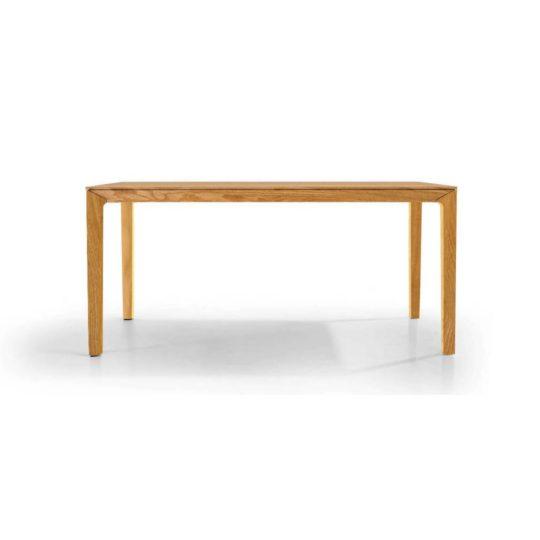 Holztisch filigran nach Maß NBLOGG in Eiche Premium
