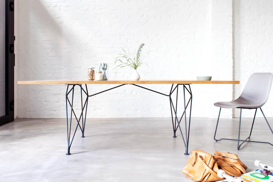 Mbzwo tisch nach ma esstische nach ma aus massivholz for Kreuch tisch und design