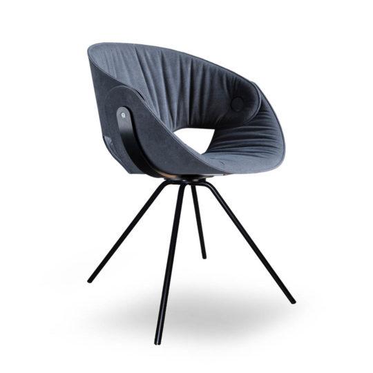 Tonon Flat Designer Stuhl