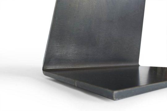 Design Sitzbank Holz Zsteel von MBzwo Detailaufnahme